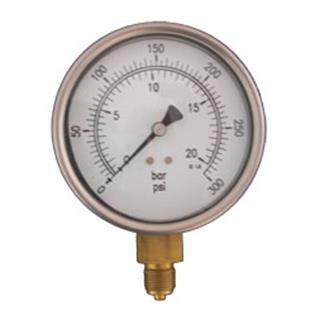 Glycerine Filled Pressure Gauge – Screwed BSP