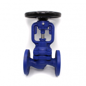 TLV BE8H – Cast Iron Bellow Sealed Globe Valve – Flanged PN16