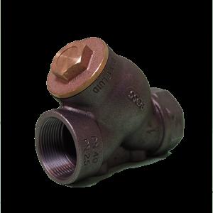 Model DY4 – SG Iron Y-Strainer – Screwed BSP