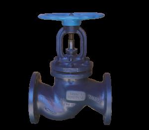 bellow sealed globe valve