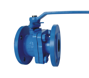 2-pieces - ball valve