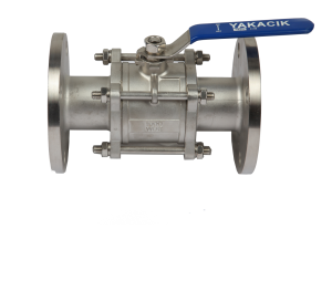 3-pieces-ball valve