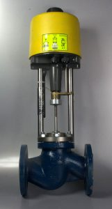 CONFLOW ELECTRIC VALVE