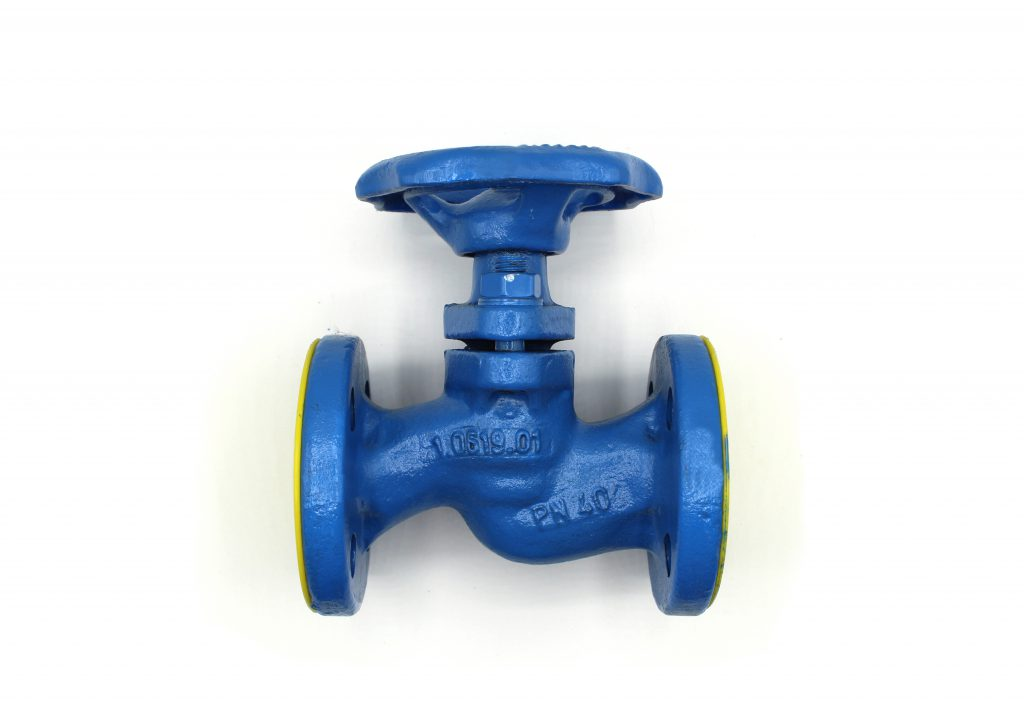 Flomar CS Piston Valve PN40