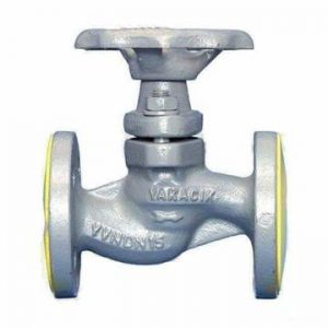 Cast Iron Piston Valve – Flanged PN16