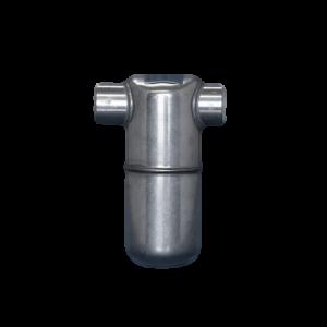 Model 1811 – Stainless Steel IB Trap – Screwed BSP
