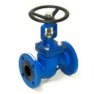 BGV340 – Cast Steel Bellow Sealed Globe Valve – Flanged PN40