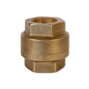 Gestra MB-14 – Brass Check Valve – Screwed BSP