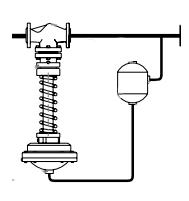 Steam Kit (Dashpot / Mounting Kit) for RP13