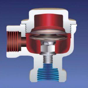 STK11 – Brass Thermostatic Steam Trap – Screwed BSP