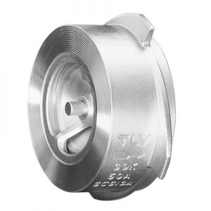 TLV CKF3MG – Stainless Steel Disk Check Valve – Wafer Pattern