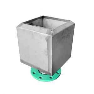 Stainless Steel Vent Head – Flanged PN16