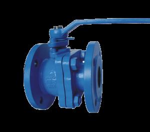 2-pieces - ball valve