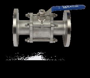 3-pieces-ball valve